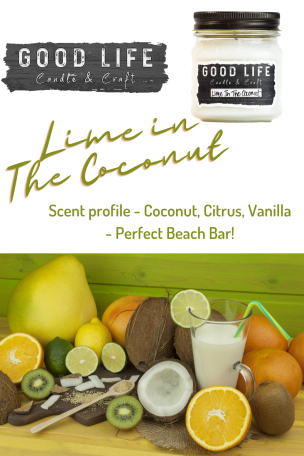 Lime in the Coconut Pinterest